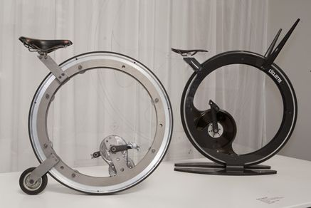 Ciclotte: la designed cyclette made in Italy