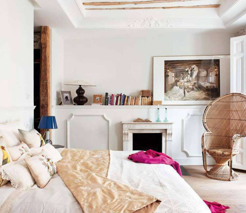 10 idee per arredare la camera da letto con stile e for Decorare una stanza