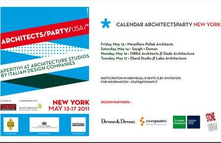 Eventi design: Devon&Devon sbarca a New York