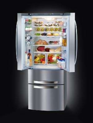 Good Design Award 2009: vince il frigo Quadrio Hotpoint-Ariston