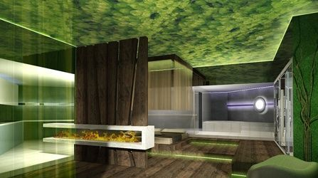 Fuori Salone 2011: Home and Spa Design