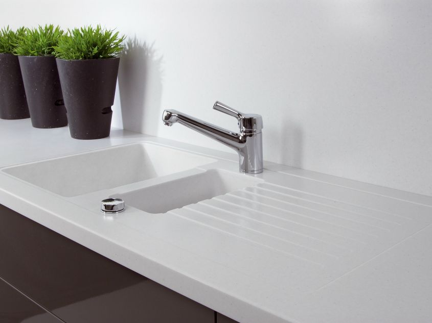 GetaCore solid surface di Westag & Getalit
