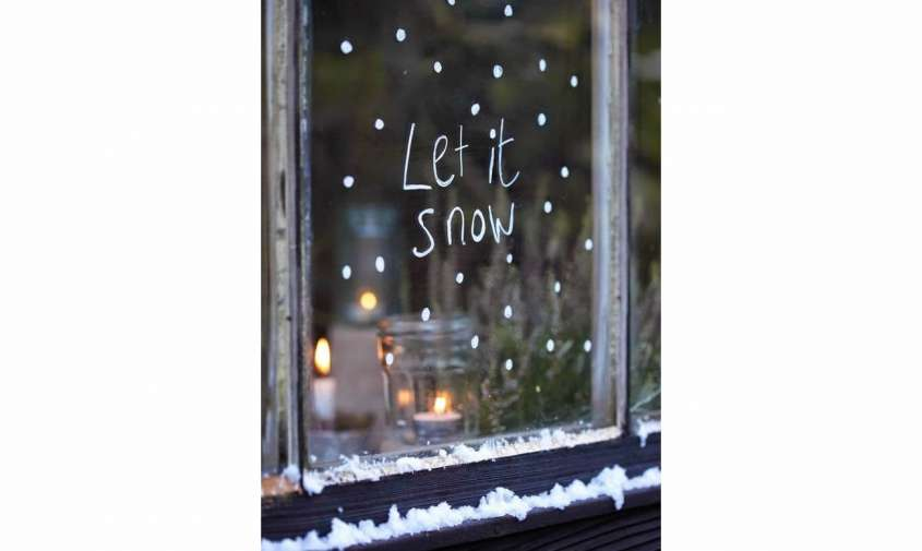 let is snow stickers natalizi