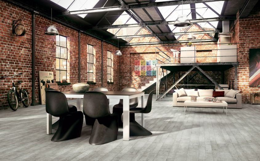 Loft, le differenze con l'open space