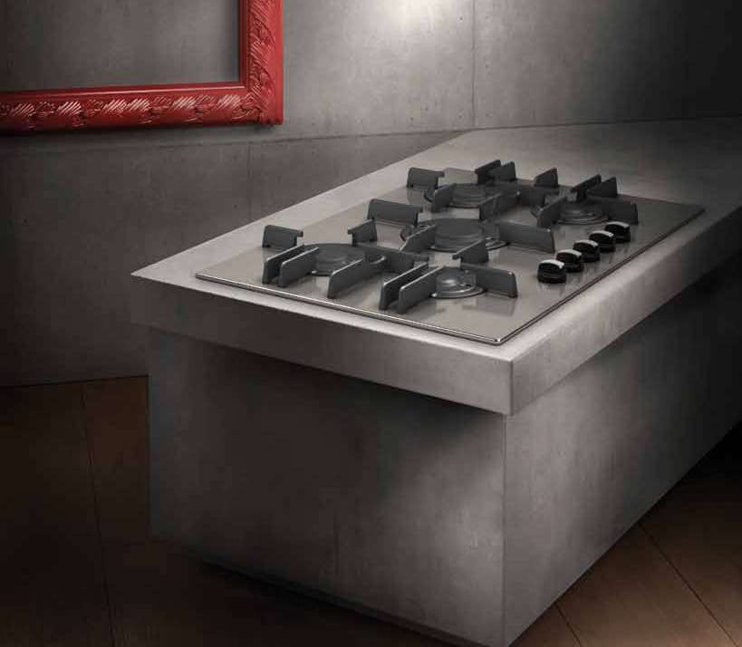 Design e tecnologia in cucina con Luce di HotPoint Ariston