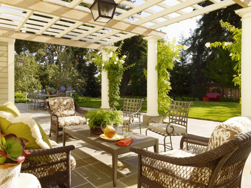 5 idee chic per rendere stiloso il patio design mag