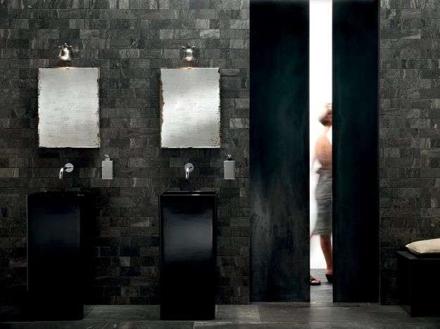 Quarry Black di Astor Ceramiche