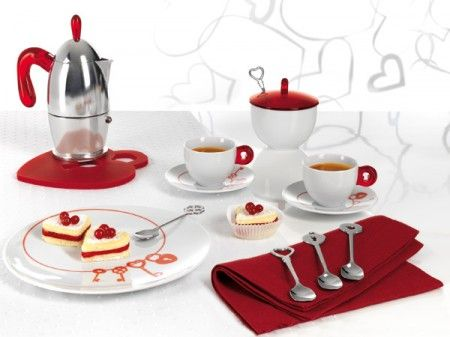 San valentino 2011 accessori cucina guzzini design mag for Design accessori cucina