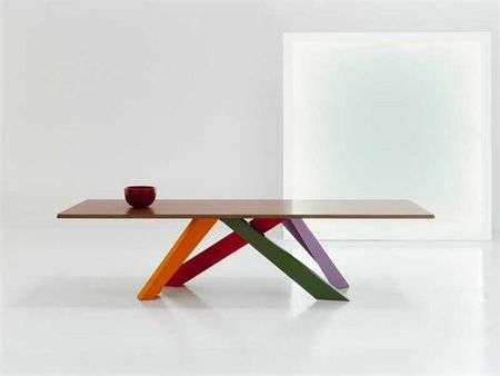 Tavolo Bonaldo: Big Table da Alain Gilles