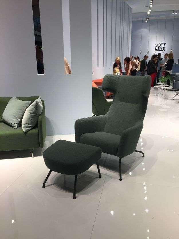 tendenze salone del mobile 2018 verde