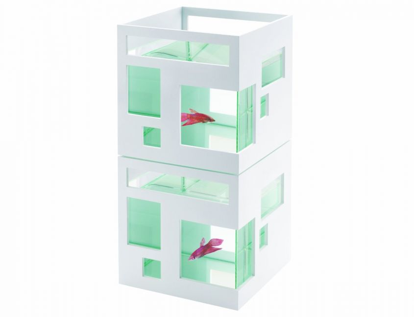 Acquario Fish Hotel di Umbra Design