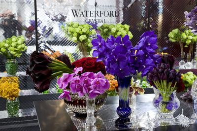 Vasi waterford crystal fleurology complementi d arredo for Vasi complementi d arredo