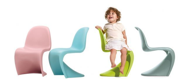 vitra Verner Panton Junior Chair