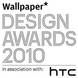 Wallpaper Design Awards 2010: i vincitori italiani